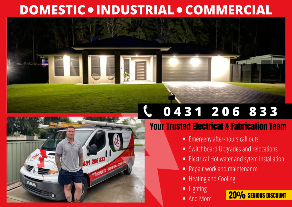DOMESTIC - INDUSTRIAL - COMMERCIAL